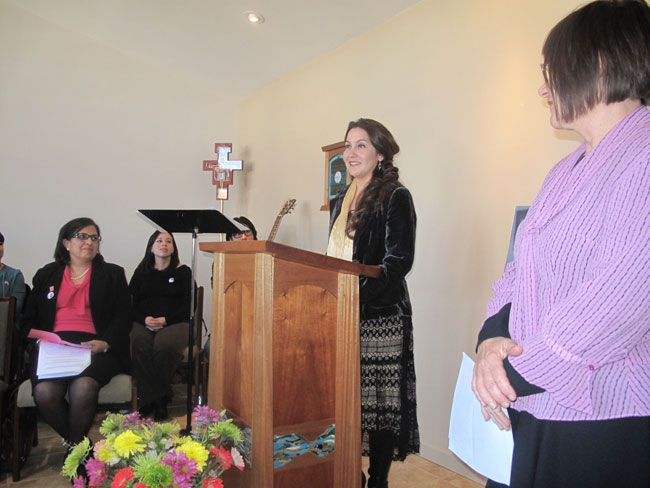 Esther Chavez Cano memorial in El Paso