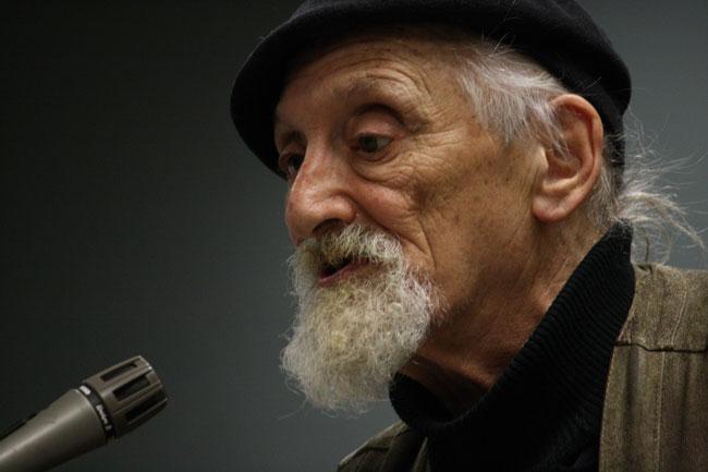 American Book Award winner John Ross (Raymundo Aguirre/Borderzine.com)