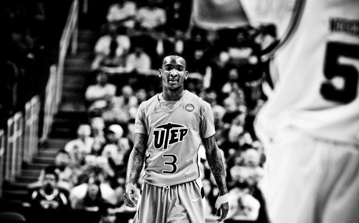 UTEP basketball team's guard Randy L. Culpepper. (Courtesy of UTEP Athletics)