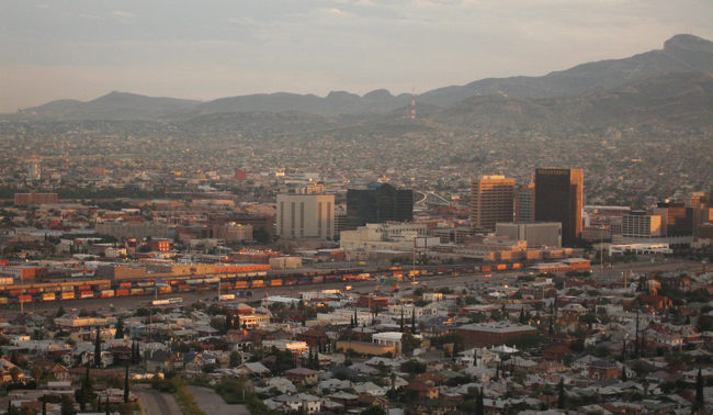 El Paso, a new safe heaven for Juarenses. (Borderzine.com)