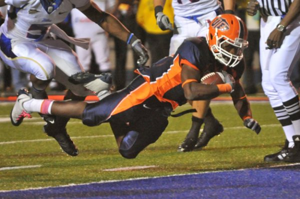 Donald Buckram (Jeff Darby/Courtesy of UTEP Athletics)