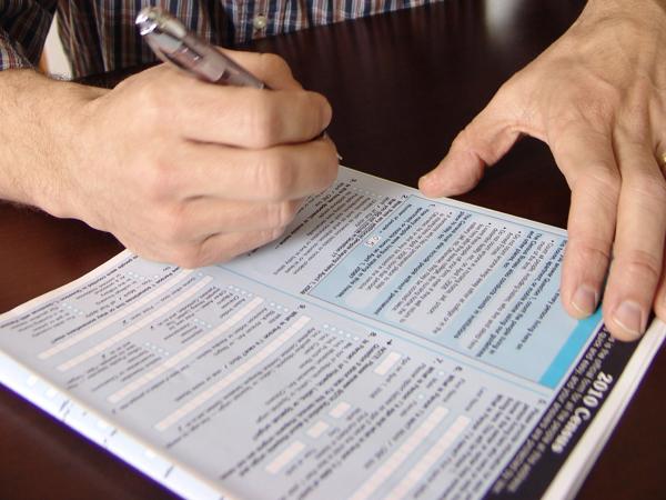 El Censo del 2010 tendrá uno de los cuestionarios más cortos de la historia. Tiene 10 preguntas y sólo debe de tomar 10 minutos para contestar. (Courtesy of U.S. Census Bureau)