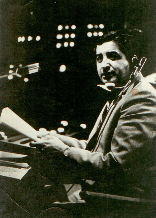 Ruben Salazar became news director of KMEX, a Spanish-language TV station in Los Angeles, in 1970. At the same time, he wrote a column for the L.A. Times.