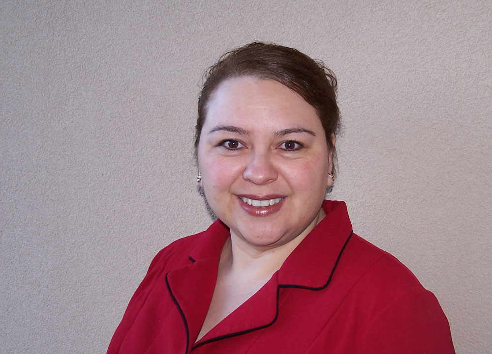 Gina Nunez-Mchiri