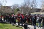 Restore César Chávez Rally at UTEP. (Raymundo Aguirre/Borderzine.com)