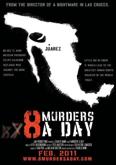 8 Murders a Day. (Courtesy of Charlie Minn)