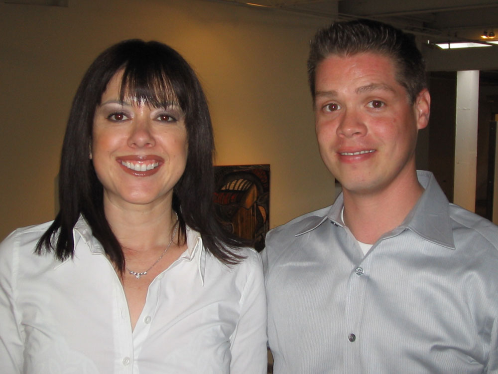 Andrea and Stephen Ingle, founders of Creative Kids, Inc. (Courtesy of Andrea Ingle)