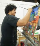 Student artists ready for new Imperial Valley College gallery