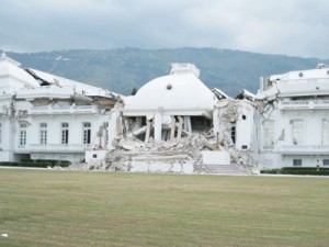 Haiti's Presidential Palace destroyed in earthquake