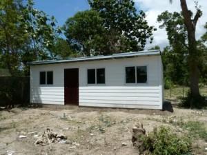 Barbancourt, Haiti manufactured home, I.V. Hope for Haiti