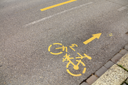 There are not enough bicycle lanes throughout the city. (©iStockphoto/imagedepotpro)