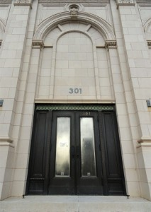 The Ancient and Accepted Scottish Rite of Freemasonry is located at 301 W. Missouri Ave. (Christine Villegas/Borderzine.com)