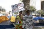 Occupy El Paso demonstrators demand social justice