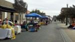 El Paso Art Market at Union Plaza. (William Vega/Borderzine.com)