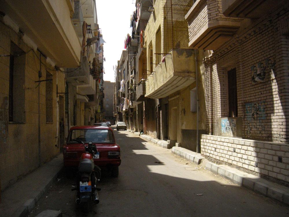 Viejo Cairo, Cairo, Egipto, junio 2010. (Cortesía de José Luis Trejo)
