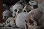 Campos de exterminio de Phnom Penh, Cambodia, julio de 2011. (Cortesía de José Luis Trejo)
