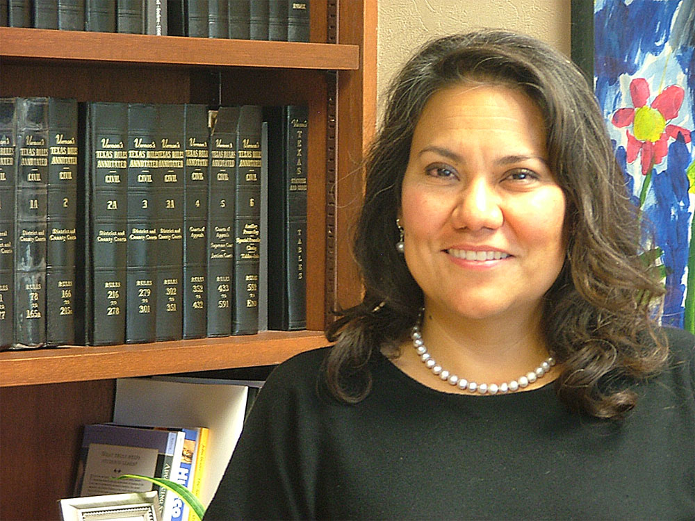 Judge Veronica Escobar – A belief in the electoral process ..