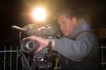 Alejandro Hernández Pachecho, a cameraman exiled from Torreón, México. (Victoria A. Perez/Borderzine.com)