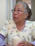 Josefina Valencia founded the shelter 20 years ago. (Idali Cruz/Borderzine.com)