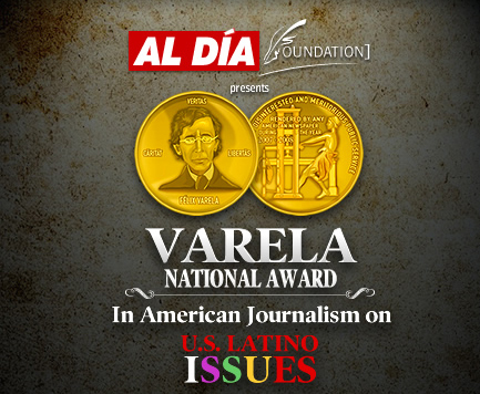 The Varela Awards for Journalism will award up to $40,000 dollars in cash prices.