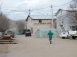 Shelter Home Bethel. (Idali Cruz/Borderzine.com)