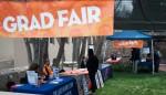 Students look at graduate school as a way to get a full-time job. (Erika Lopez/Borderzine.com)