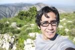 At the top. (Ezra Rodriguez/Borderzine.com)
