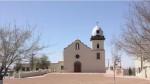The Mission Trail at Lower Valley, El Paso. (Alejandra Matos/Borderzine.com)