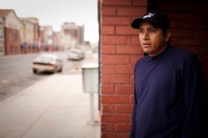 Ricardo Chavez Aldana. (Ivan Pierre Aguirre/Borderzine.com)