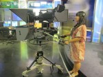 A new intern climbs up the ladder at Univision 26