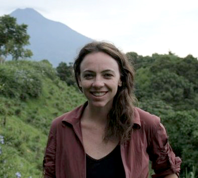 Annie on a family vacation in Costa Rica, hiking and taking Spanish lessons. (Photo courtesy of Annie Feighery)