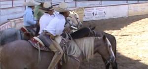 El caballo es considerado símbolo de orgullo y cultura. (Kristopher Rivera/Borderzine.com)