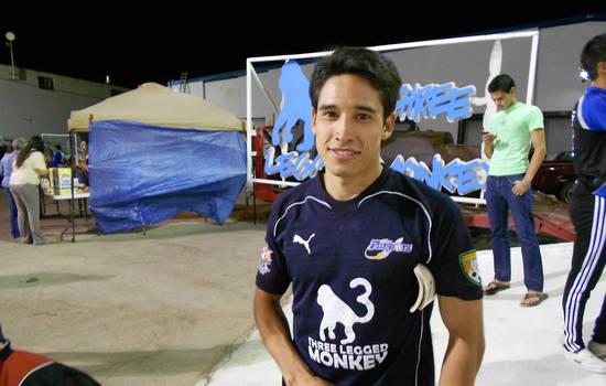 Sergio Villasenor. (José Romero/Fox Deportes)