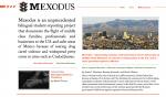 Mexodus, Borderzine's especial project.
