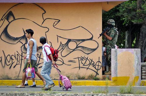 The streets of Veracruz, Mexico. (©Miguel Angel Lopez Velasco)