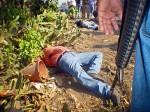 Veracruz crime scene. (©Miguel Angel Lopez Velasco)