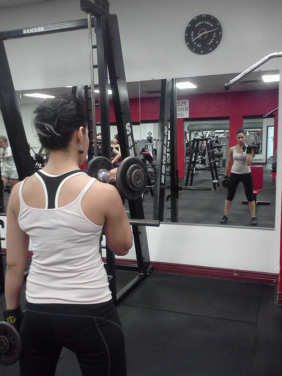 According to CDC, people from El Paso are not very fisically active, its conclusion is based on the number of gyms in the city. A conclusion disputed by some health professionals. (Jeraldine Ramos/Borderzine.com)