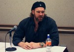 Actor Tyler Mane known by his carachters: Sabrethooth on X Men, and Michael Meyes on Halloween. (Luisana Duarte/Borderzine.com)