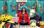 Valeria Contreras, founder of VALCON Comics. (Luisana Duarte/Borderzine.com)