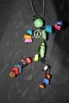 Rainbow Peace Dancer, now living in North Carolina. (Cheryl Howard/Borderzine.com)