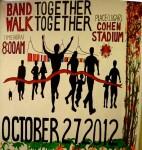Banner promoting this year's walk. (Vanessa Juarez/Borderzine.com)
