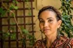 """Villanueva viene a El Paso como invitada a la premier de la película """"Bendíceme, Última"""" o """"Bless Me, Ultima."""" (David Smith-Soto/Borderzine.com)"""