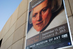 Rembrandt, Rubens, and Golden Age of Painting in Europe, currently at El Paso Museum of Art. (Christina Duran/Borderzine.com)