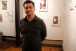 Abraham Velázquez, el fundador de unos de los sitios web para latinos más importantes de Chicago. (Carolina Sánchez/Borderzine.com)
