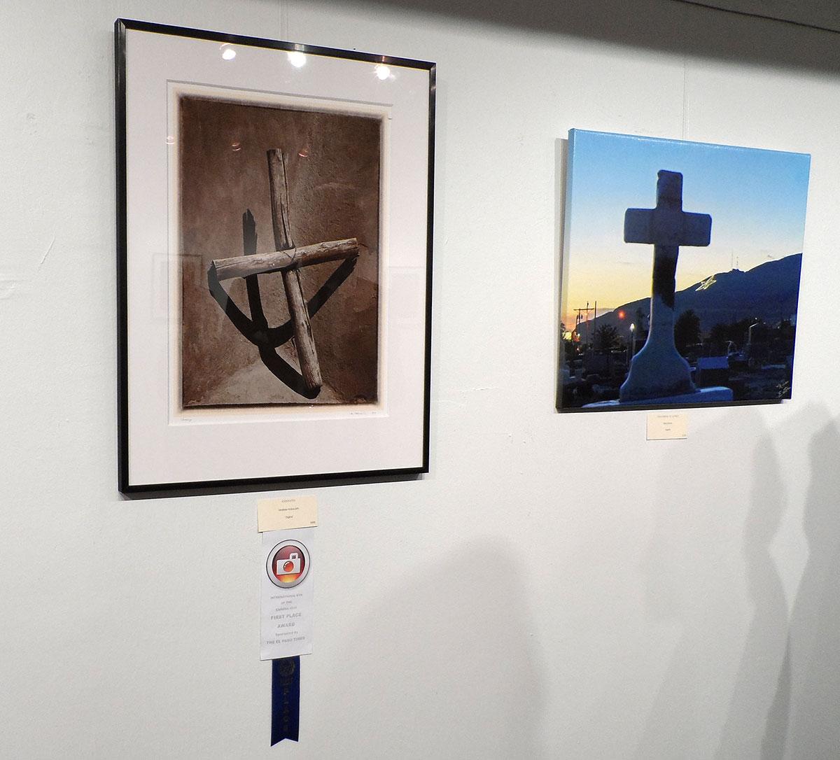 """Chimayo"" by Matilde Holzwarth, first place winner. (Ernie Chacon/Borderzine.com)"