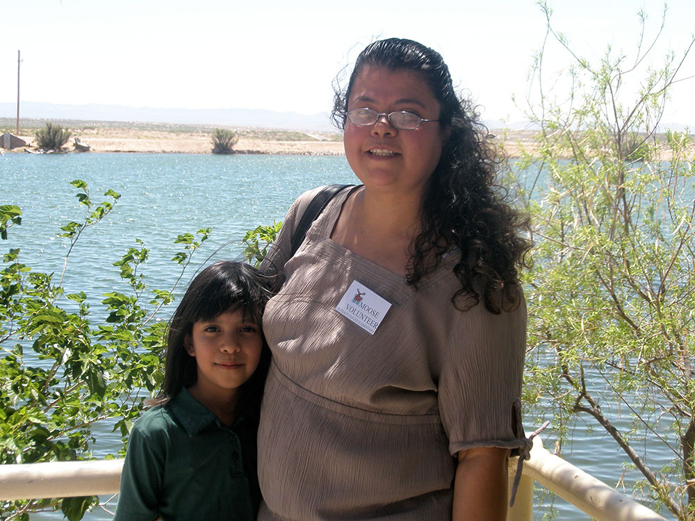 With my youngest daughter at a field trip. (Photo courtesy of Francis Regalado)