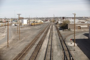Chinese immigration in El Paso started with the construction of the railroad. (Ivan Pierre Aguirre/Borderzine.com)