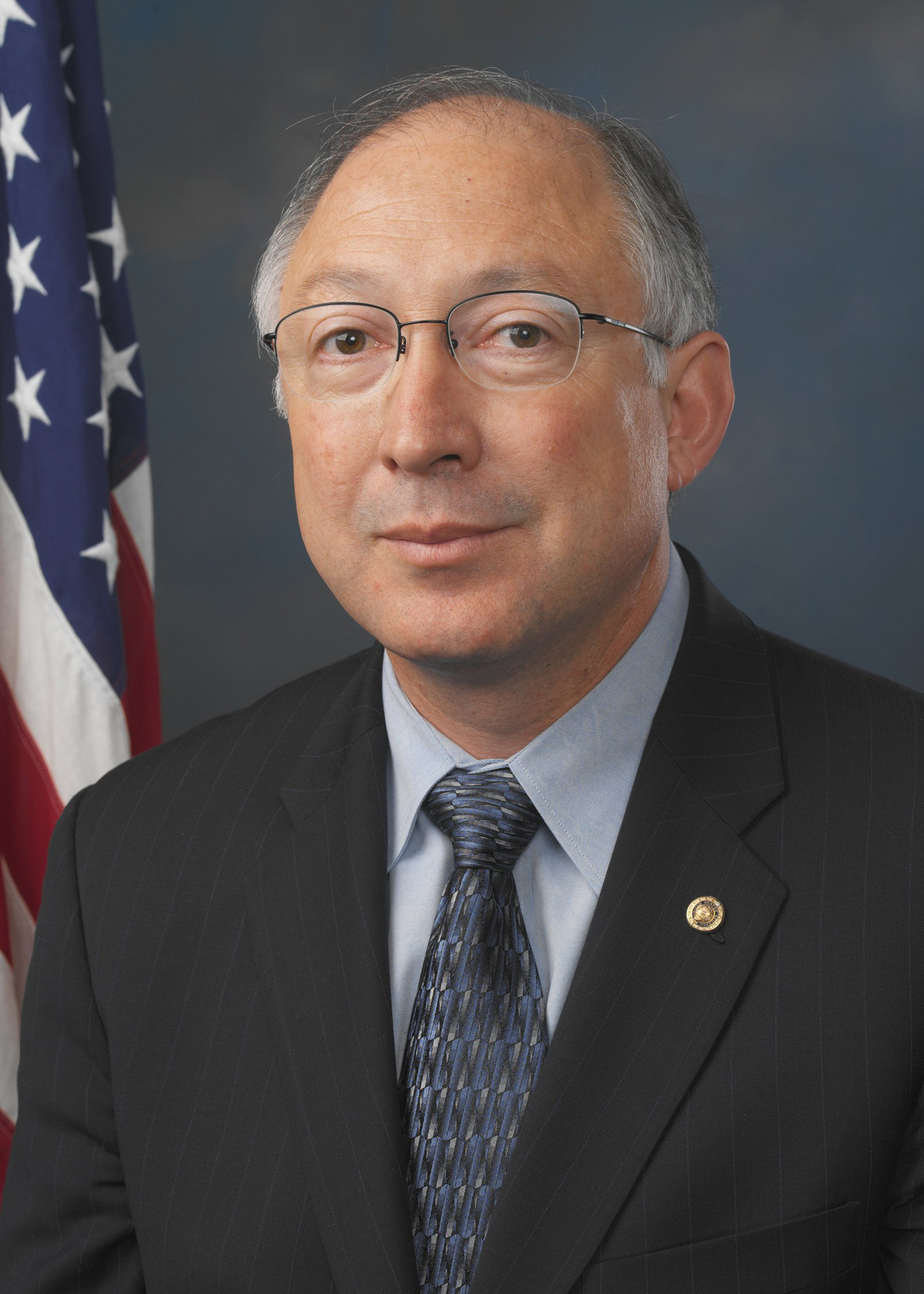 Ken Salazar, United States Secretary of the Interior.