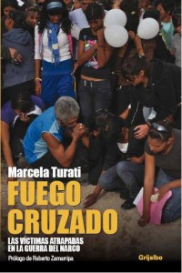 Fuego Cruzado is a collection of stories from victims of the Narco-war that capture the despair of the survivors.