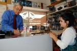 Mr. Han C. Park, owner of Boston Electronics, founded his company in Downtown El Paso 26 years ago. (Vanessa Juarez/Borderzine.com)